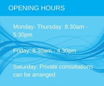 Dental Technique | Opening Hours | Perth, Scotland